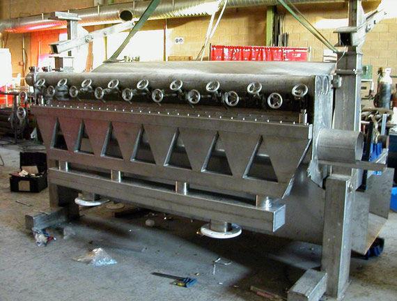 Foto 7 de Calderería industrial en La Pobla de Claramunt | Calderería Bolarin-Cardus, S.L.