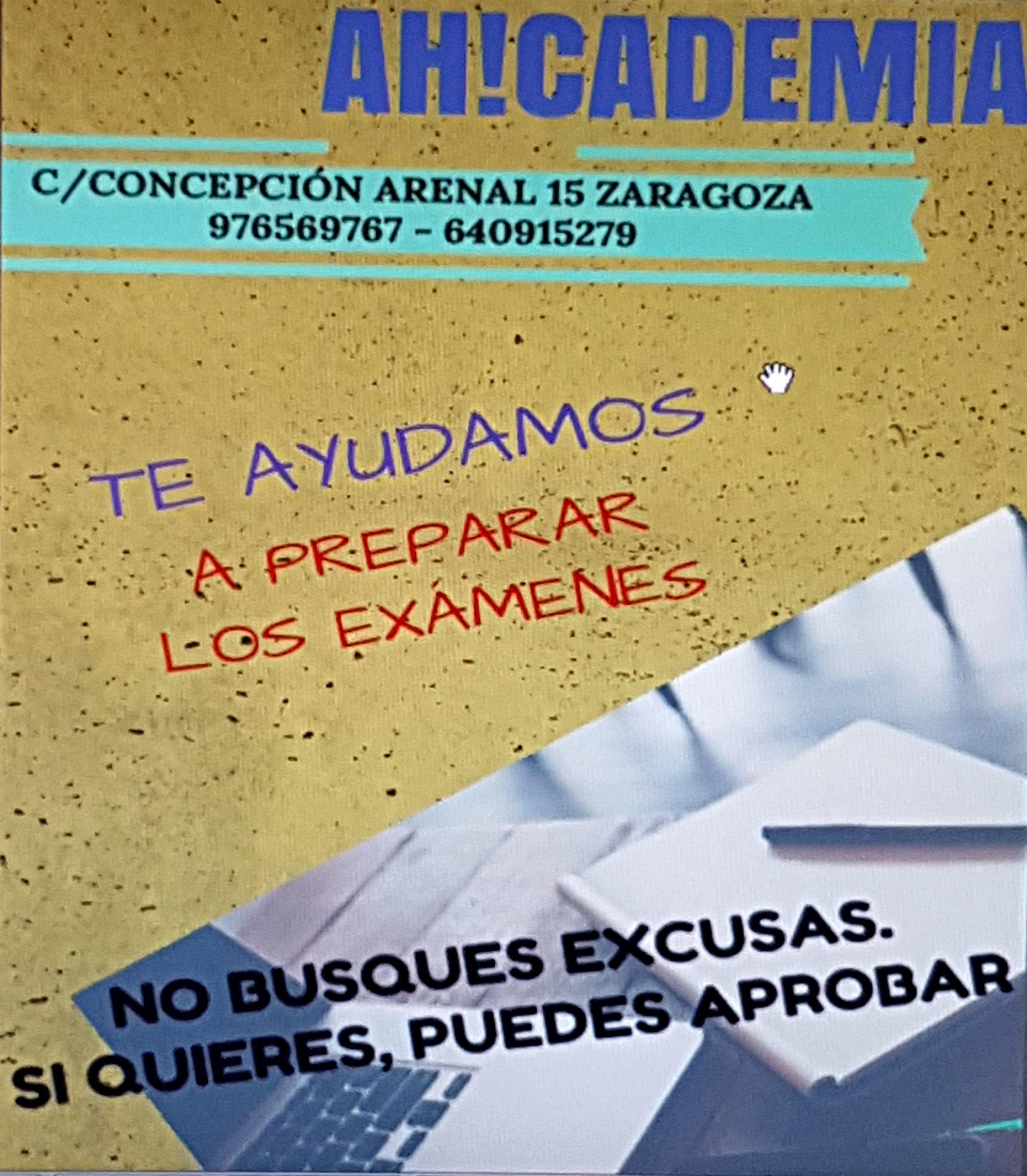 ¿TIENES DUDAS Y NO FALTA NADA PARA EL EXAMEN?, PODEMOS AYUDARTE