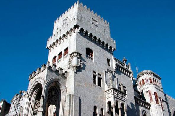 Restauración de la fachada del Concello de Porriño