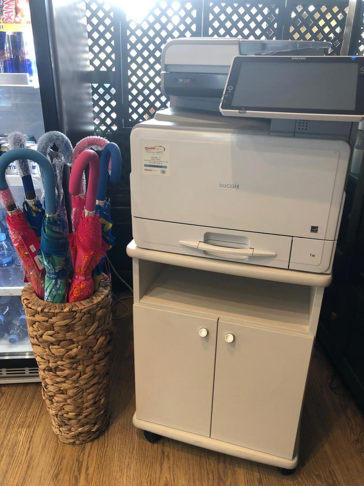 Realizamos todo tipo de fotocopias e impresión