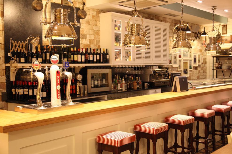 Deustoarrak Restaurante, los mejores pintxos de Bilbao