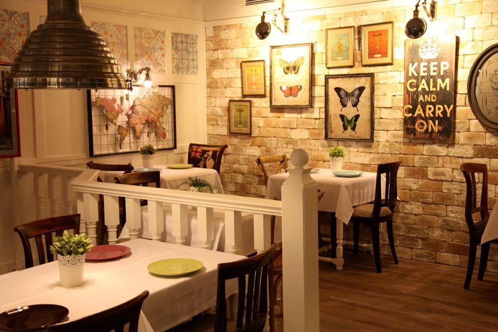Deustoarrak Restaurante, un sinfín de espacios diferentes