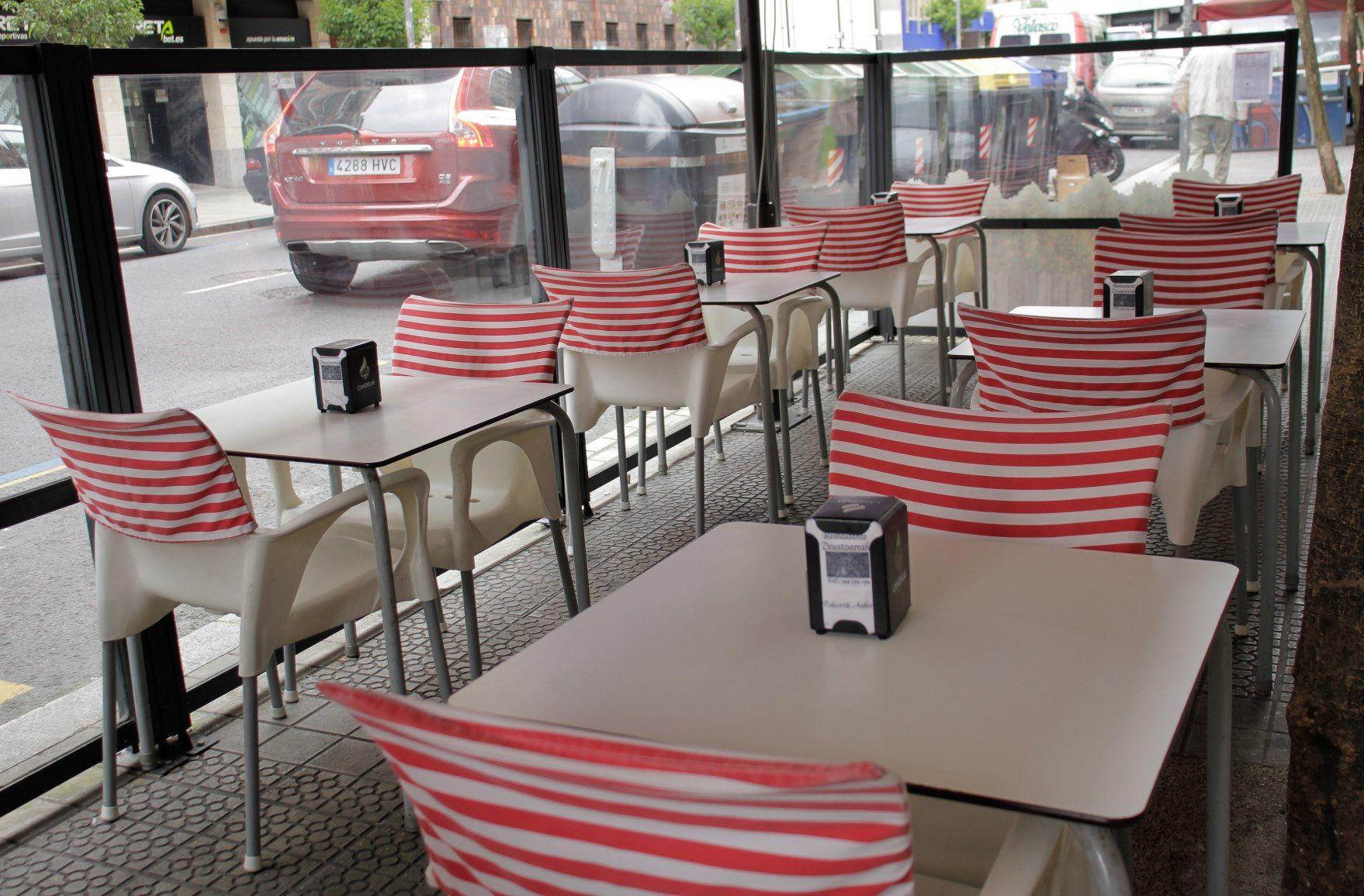 Restaurante con terraza Bilbao
