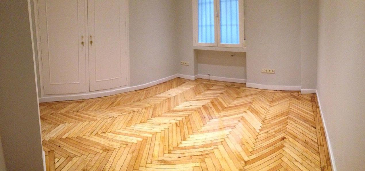 Reparación de suelos de madera