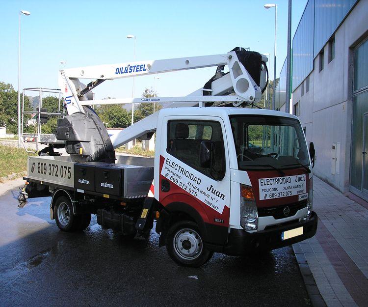 Empresa de electricidad en Oviedo