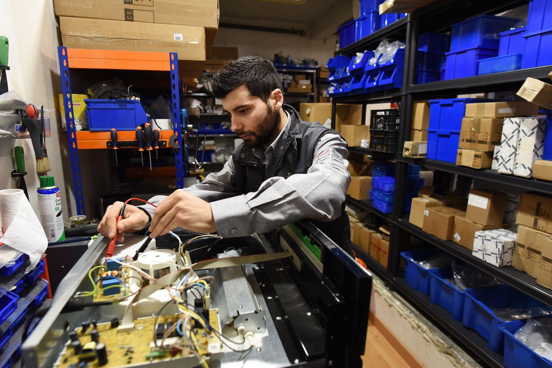 Servicio de reparaciones de electrodomésticos en Gijón