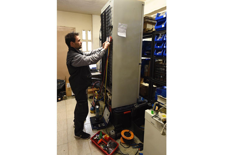 Asistencia técnica de electrodomésticos