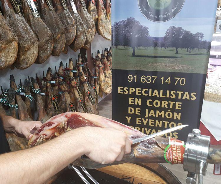 Especialistas en corte de jamón en Las Rozas