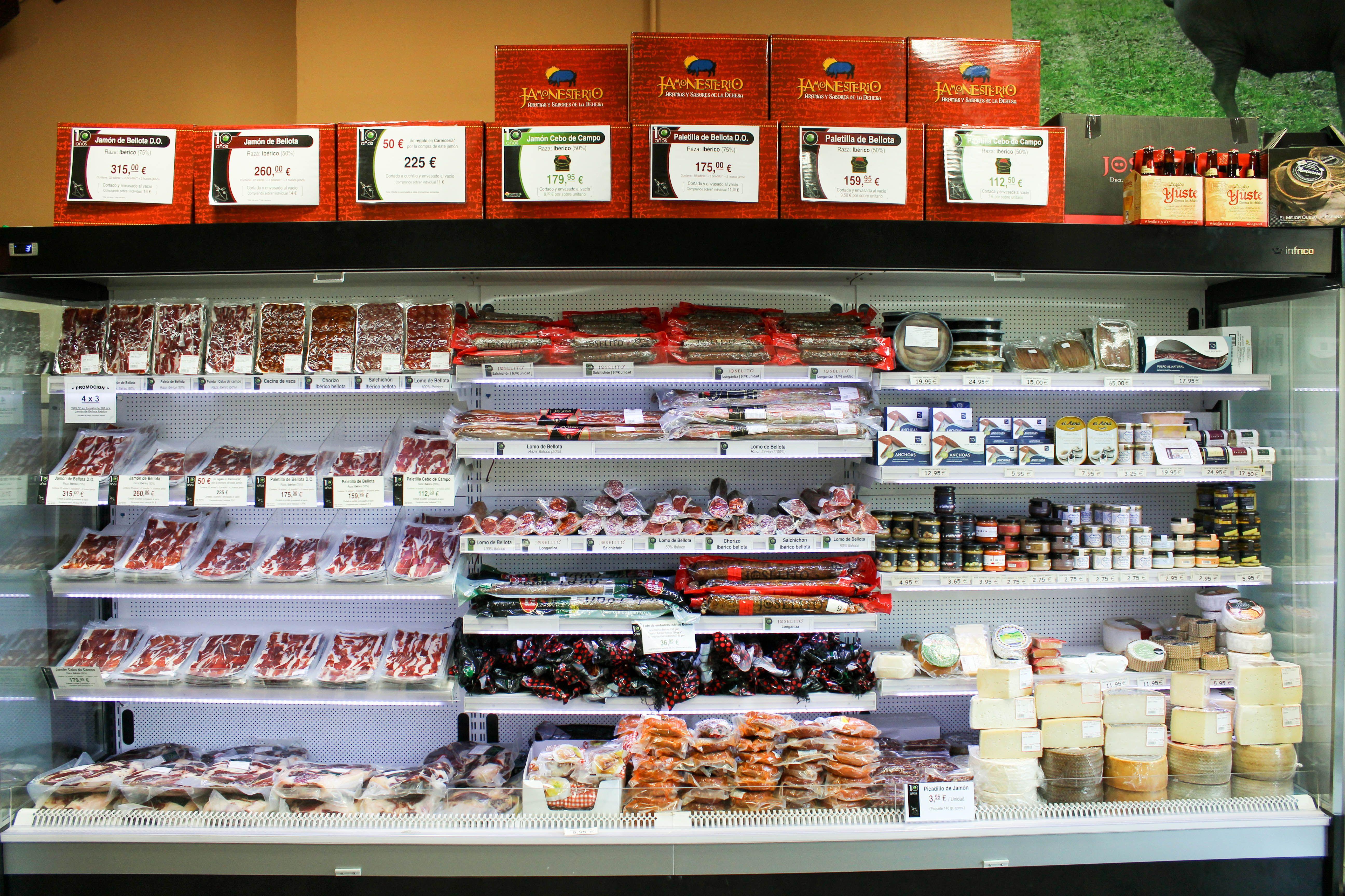 Foto 1 de Productos gourmet en Las Rozas | La Despensa Extremeña