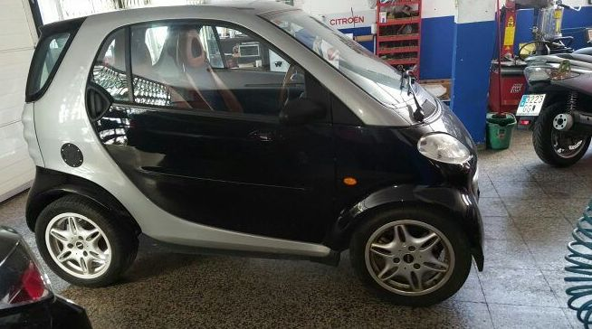 SMART - AÑO 1999 - GASOLINA - 3500 €