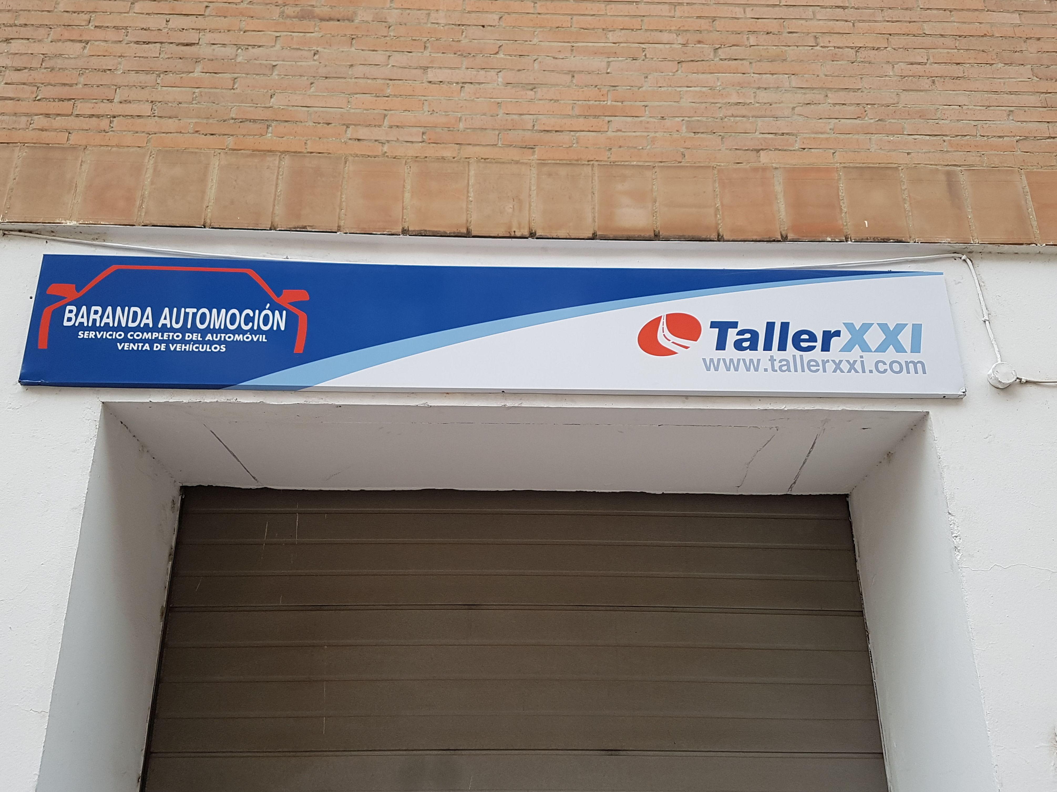 Foto 3 de Taller mecánico en Zaragoza | Talleres Baranda Automoción