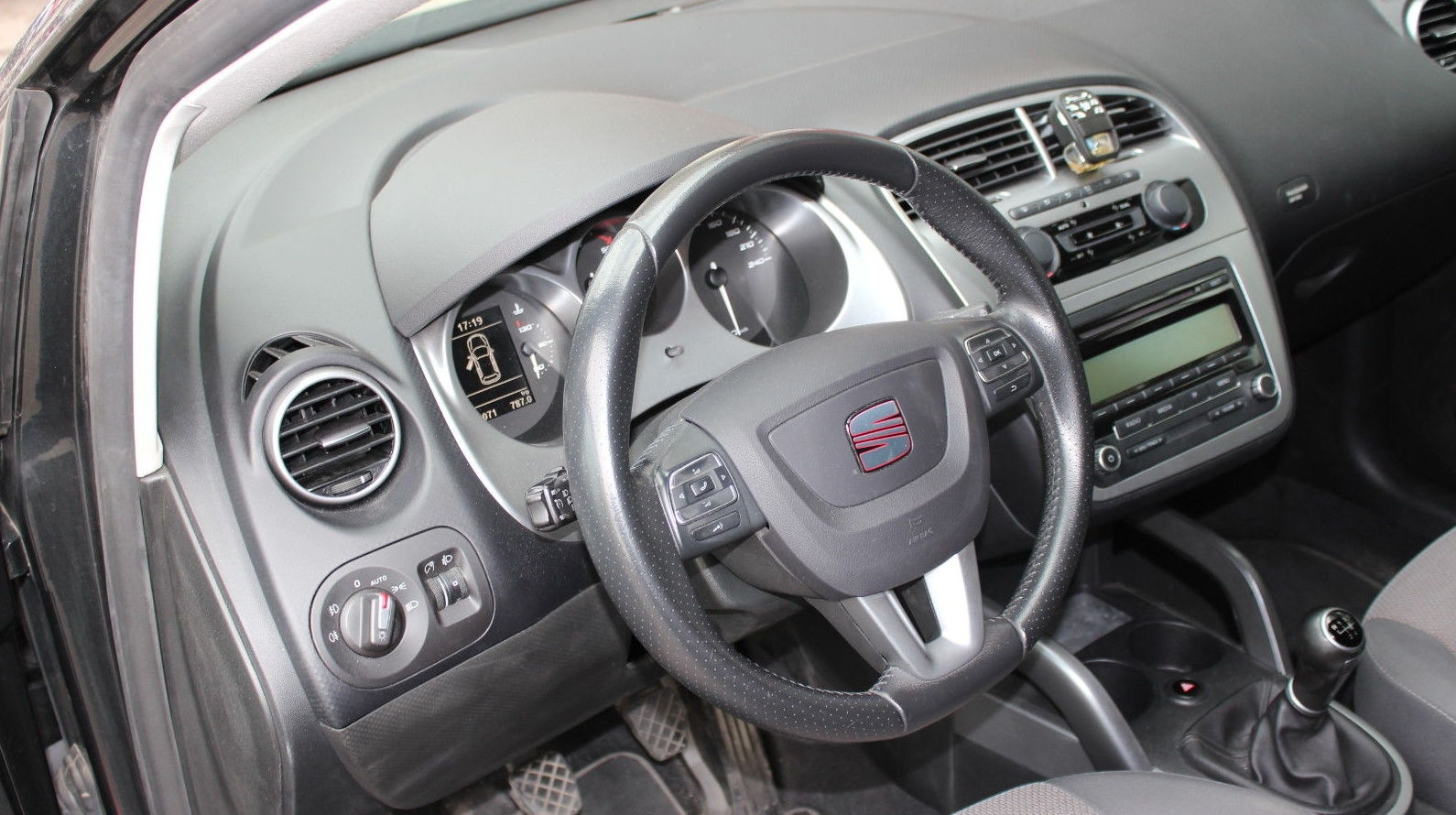 Interior de Seat Altea