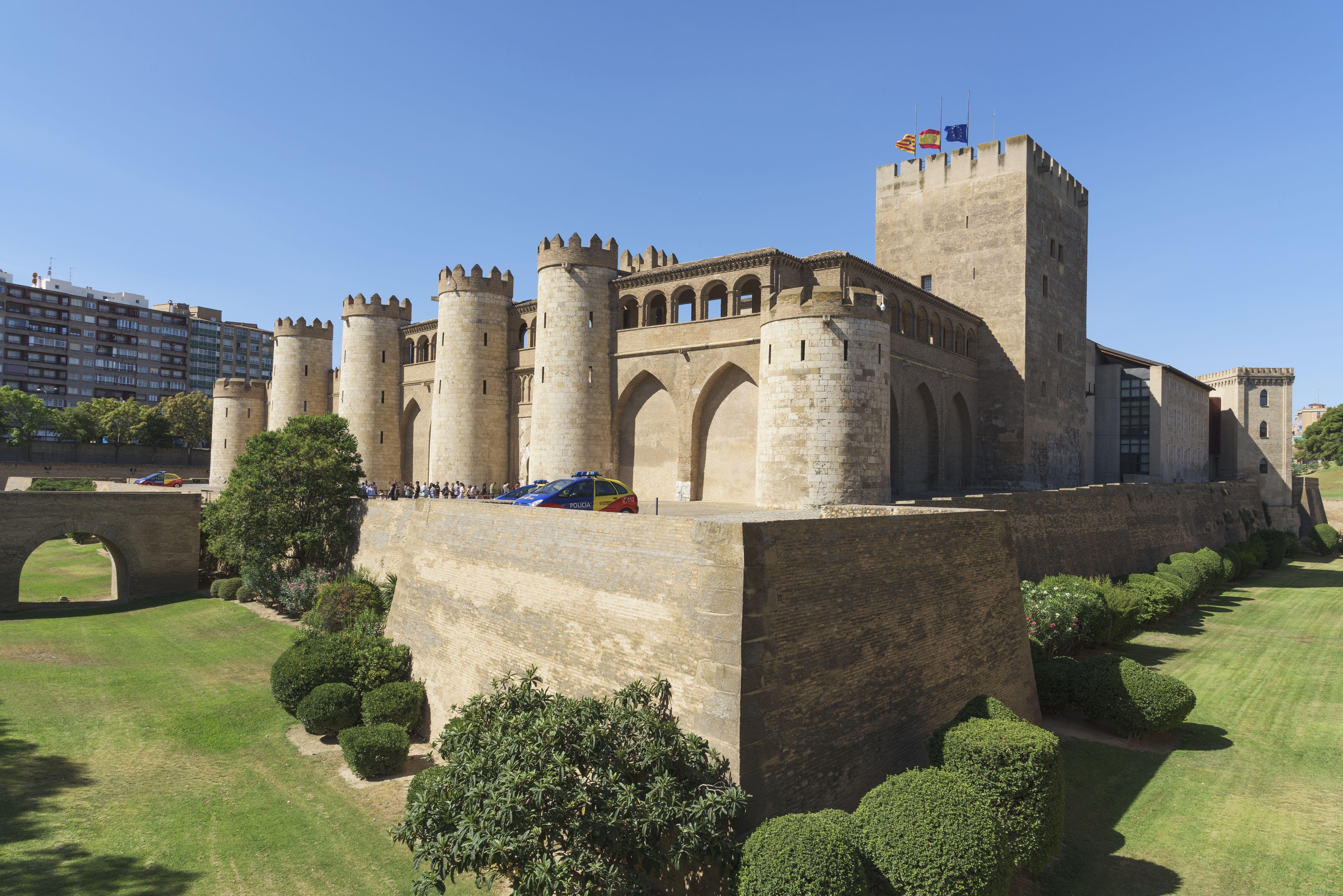 Palacio de la Aljaferia (Zaragoza)