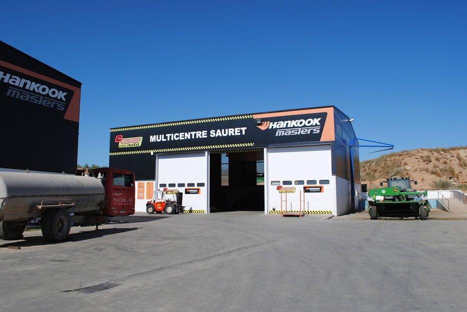 Reparación de maquinaria agrícola en Alcarràs, Lleida