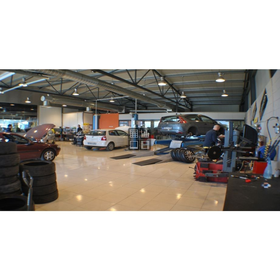 Mecánica rápida: Servicios de Multicentre Sauret