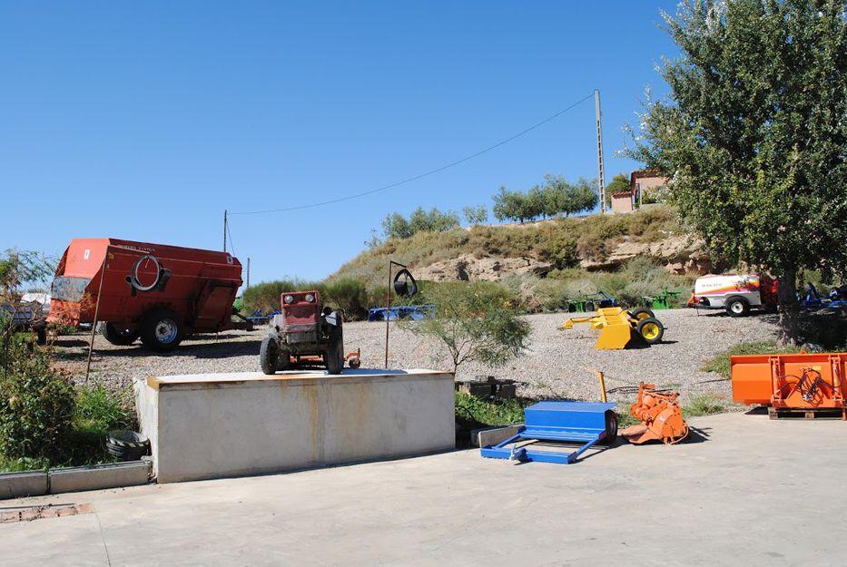 Venta de maquinaria agrícola de segunda mano en Lleida