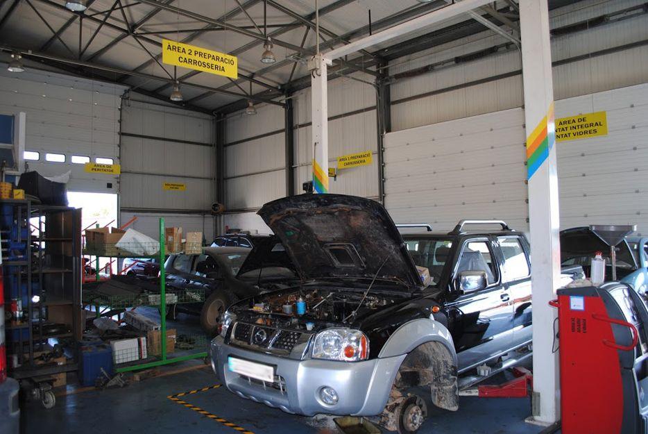 Mecánica del automóvil en Alcarràs, Lleida
