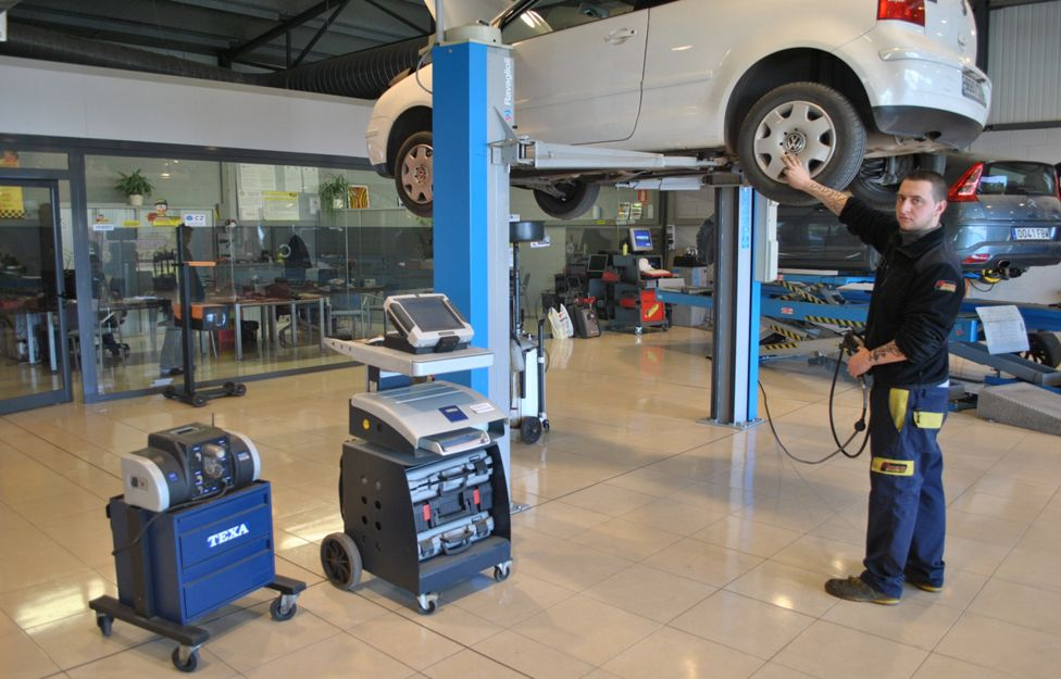 Diagnosis electrónica de vehículos en Alcarràs, Lleida