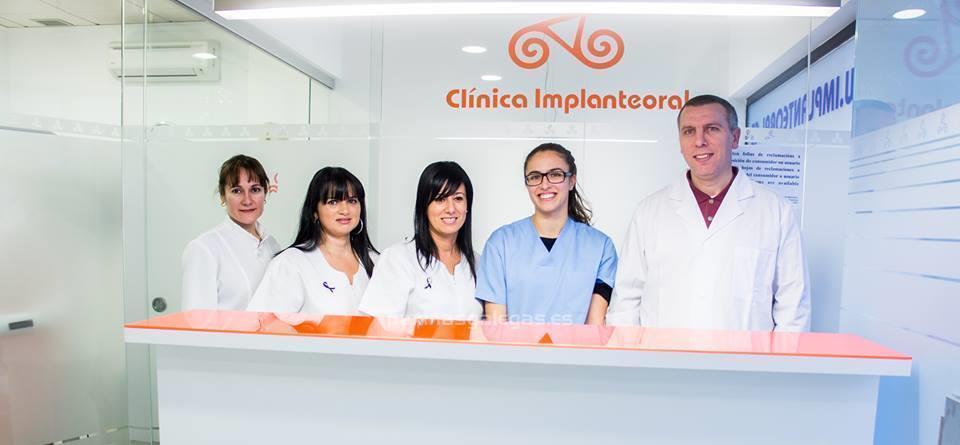 clinicas dentales en Milladoiro - A Coruña