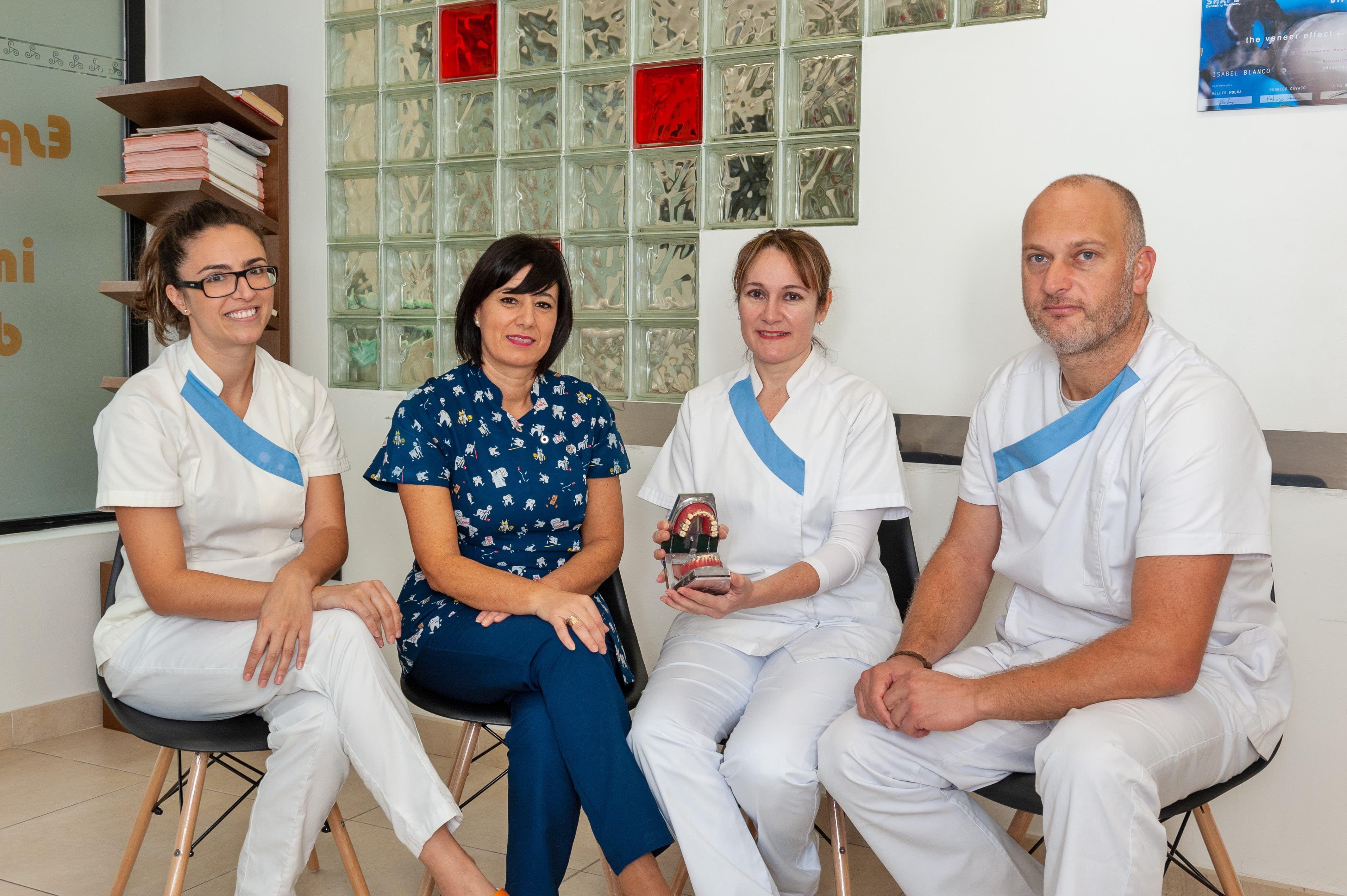 Foto 2 de Clínicas dentales en O Milladoiro | Clínica Implanteoral Milladoiro