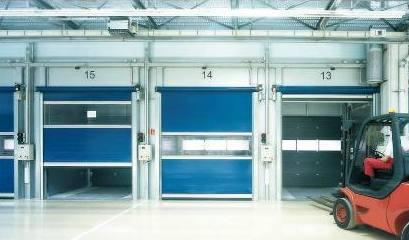 Puertas rápidas: Servicios de Automatismos El Berrón