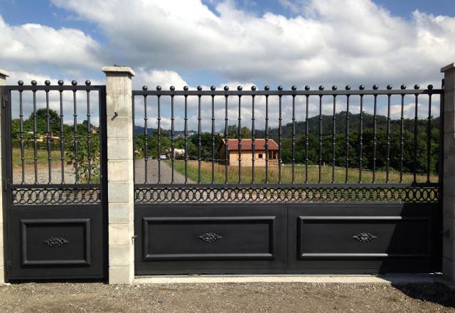 Puertas para viviendas residenciales