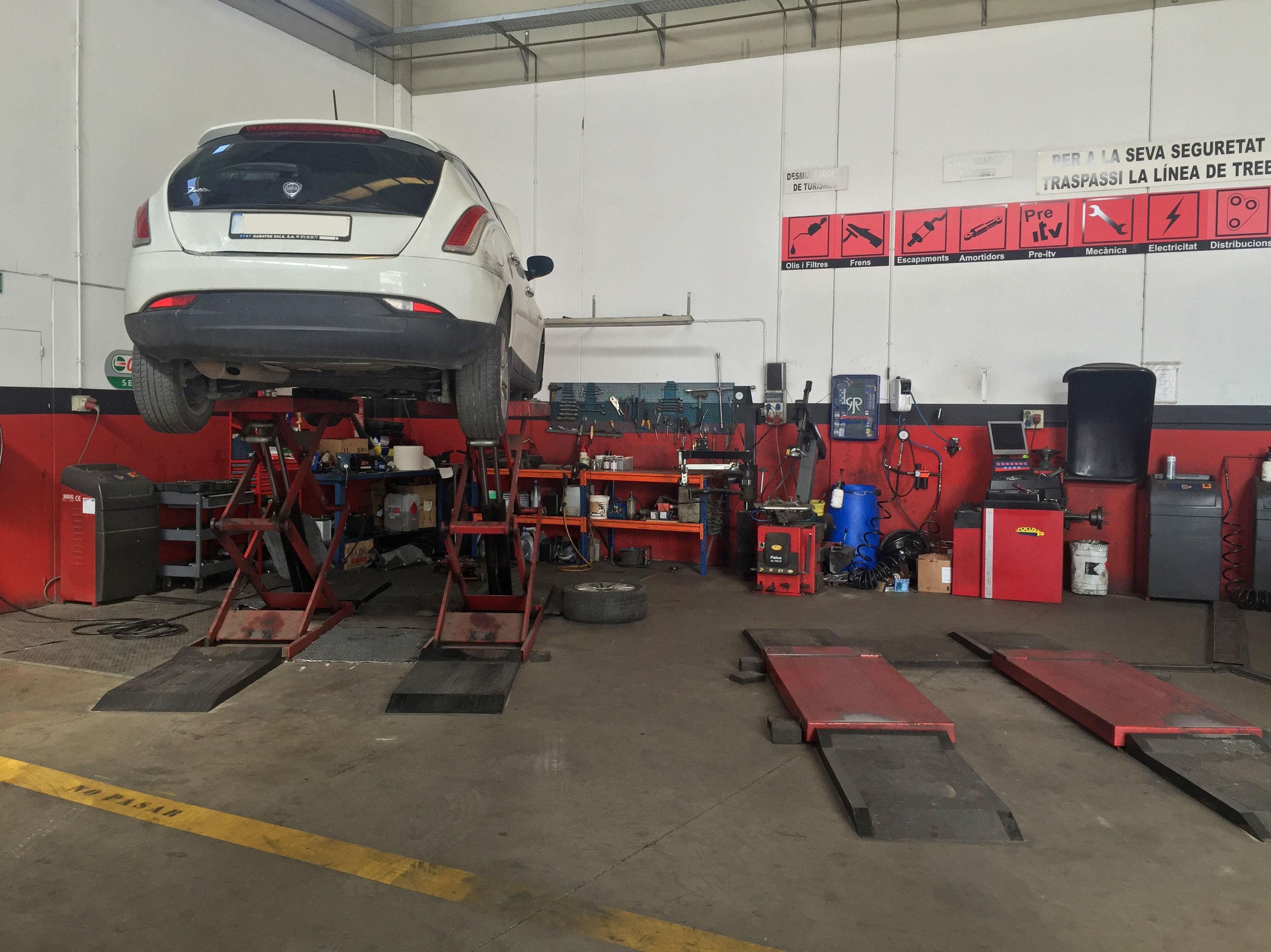 Mecánica en general en Girona