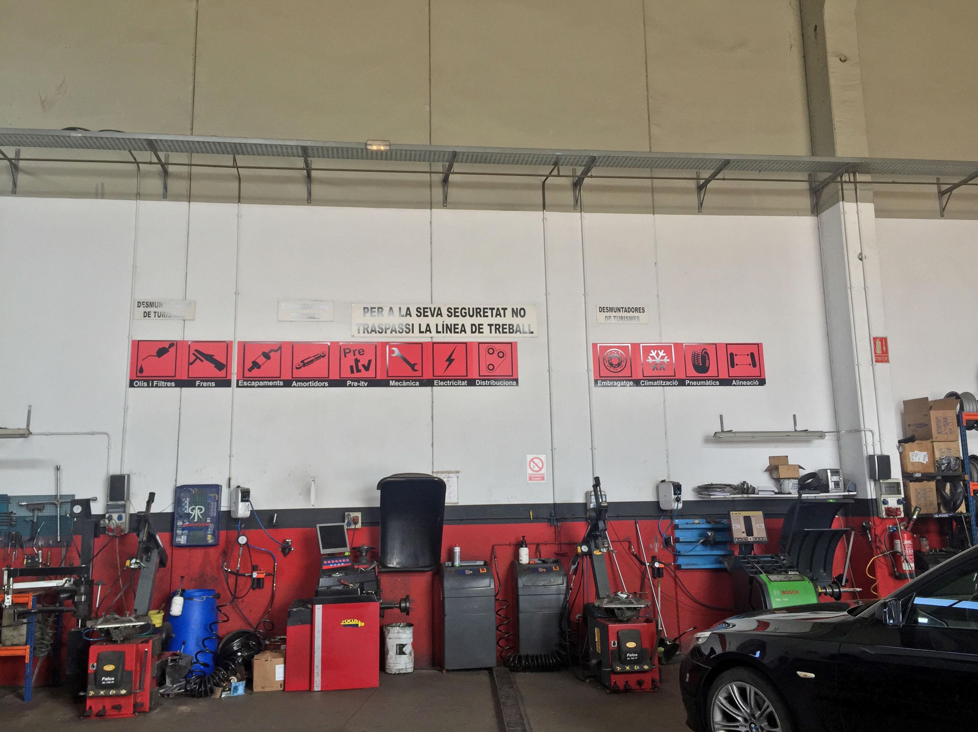 Mecánica rápida en Girona