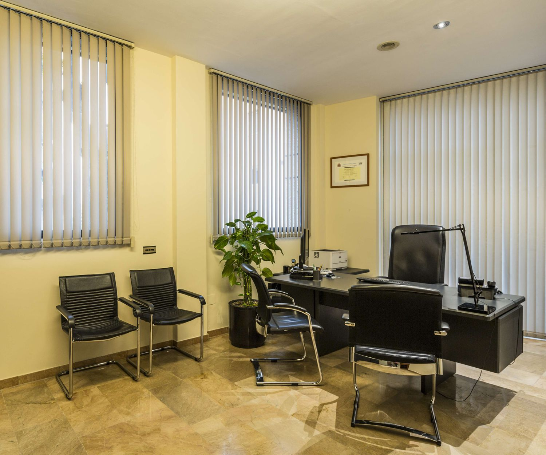 Interior de nuestro despacho en Valls