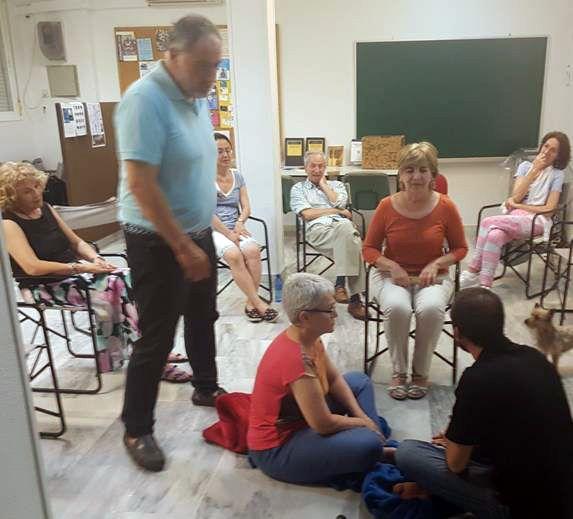 Formación transpersonal en Sevilla