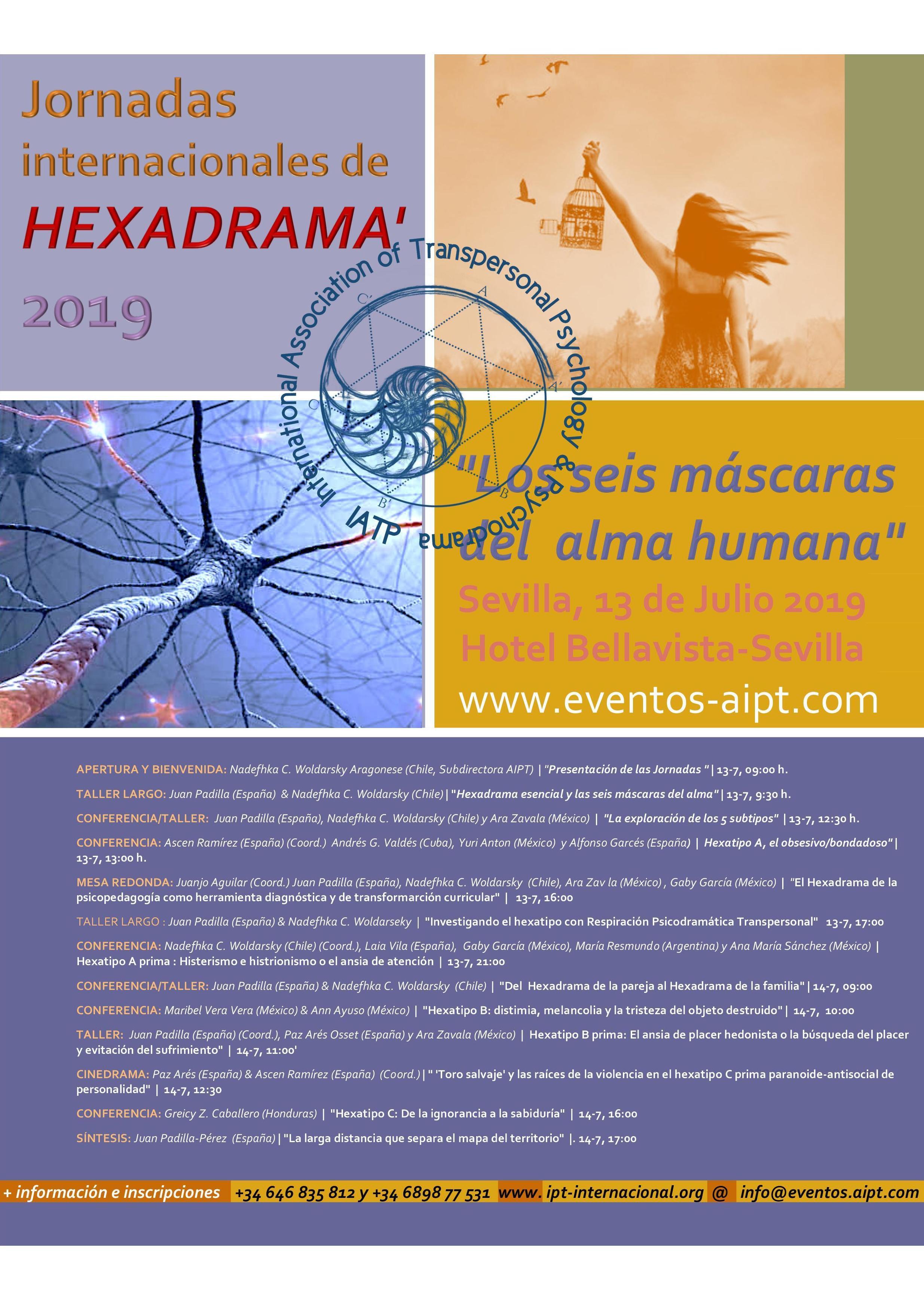 Jornadas Internacionales Hexadrama
