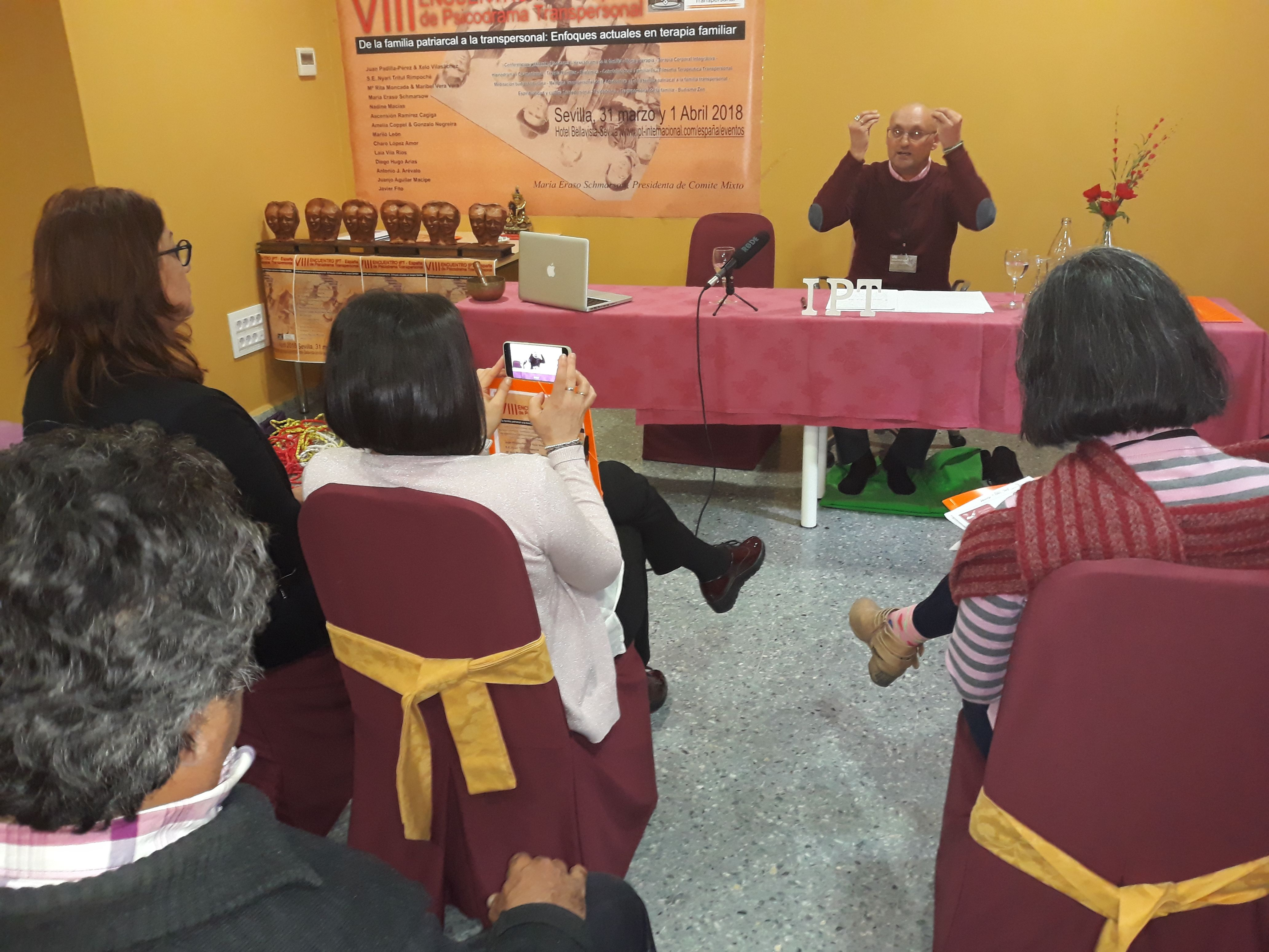 Foto 5 de Congresos IPT Internacional en Sevilla | IPT Internacional