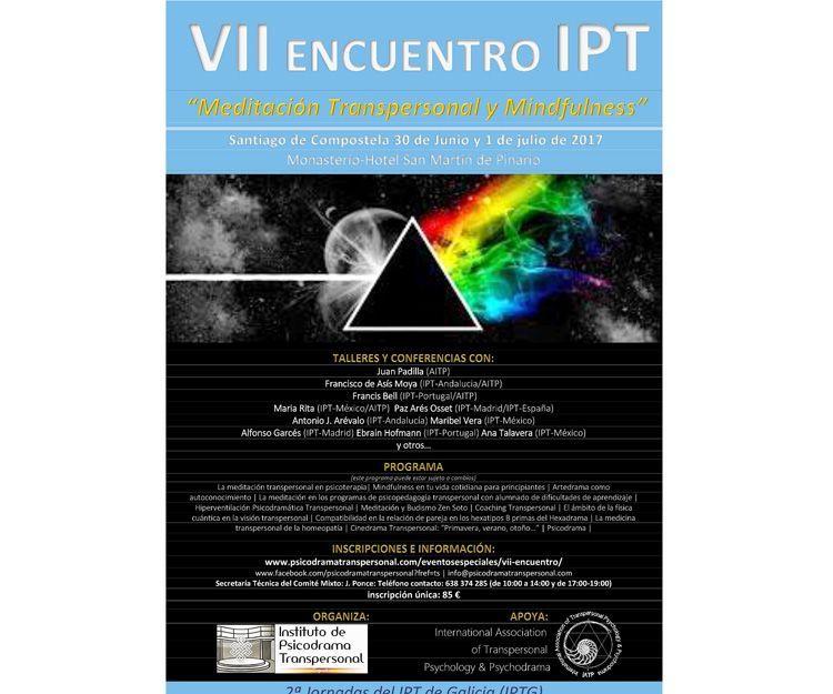 VII Encuentro IPT: Eventos especiales de IPT Internacional