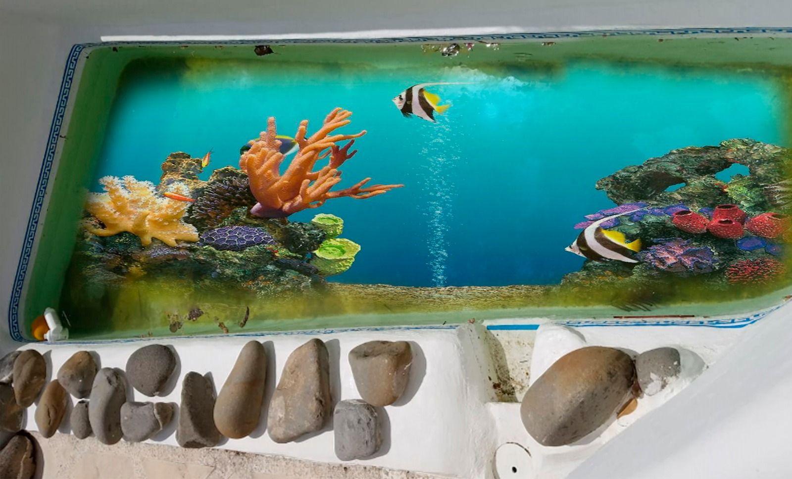 Piscinas en 3D: Servicios de Artiz 3D