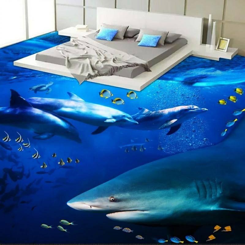 Suelos en 3D en Tenerife