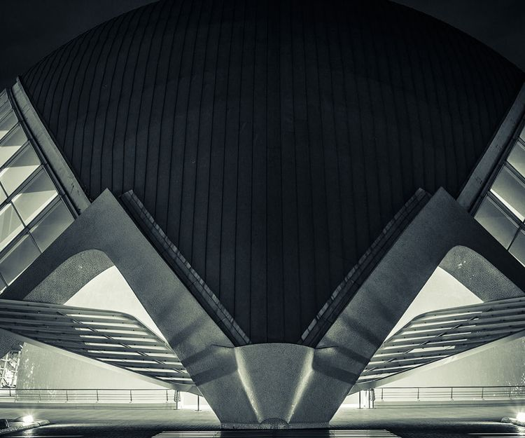 Fotografías de arquitectura en Valencia