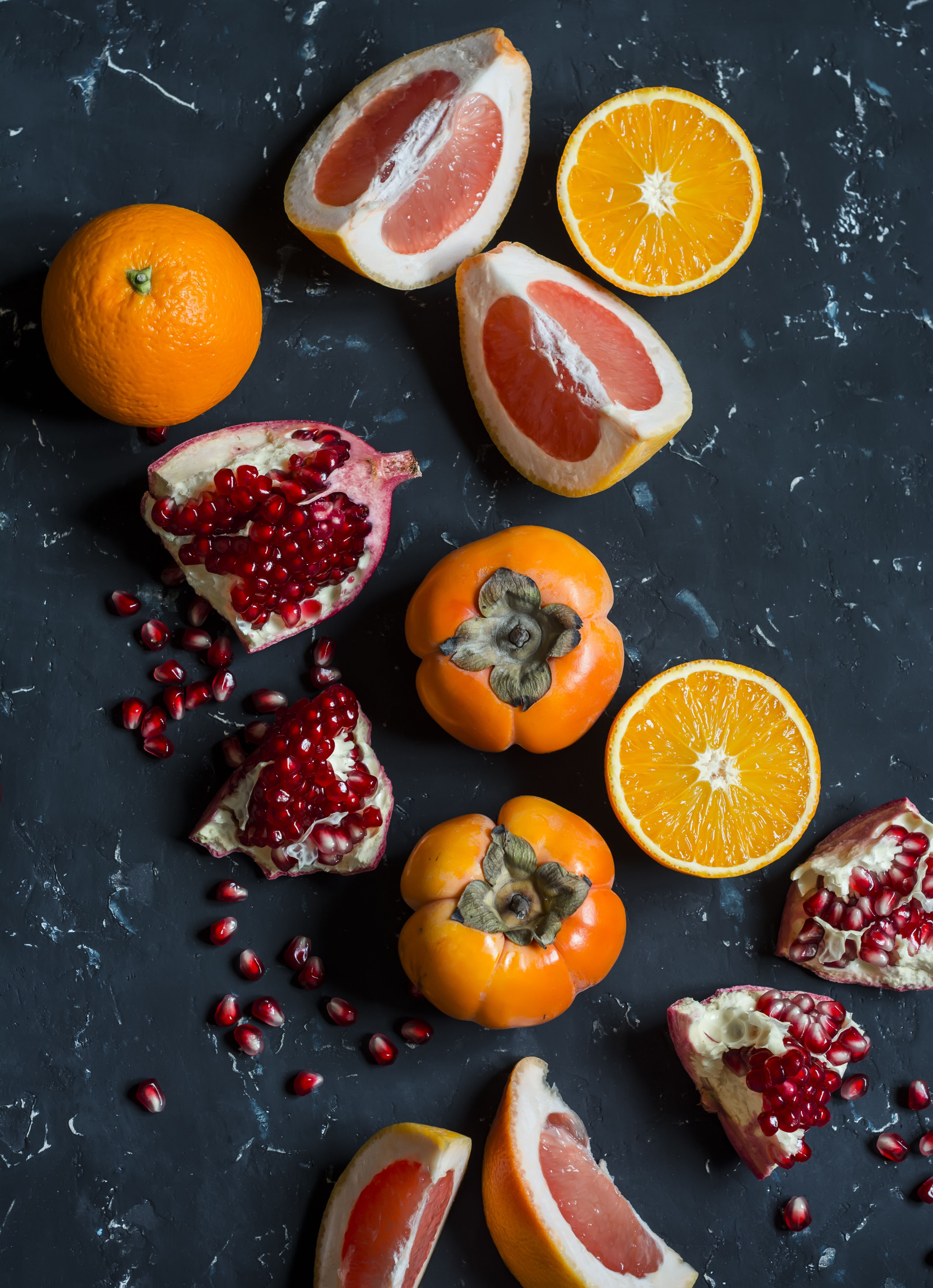 Frutas tropicales en Chamberí