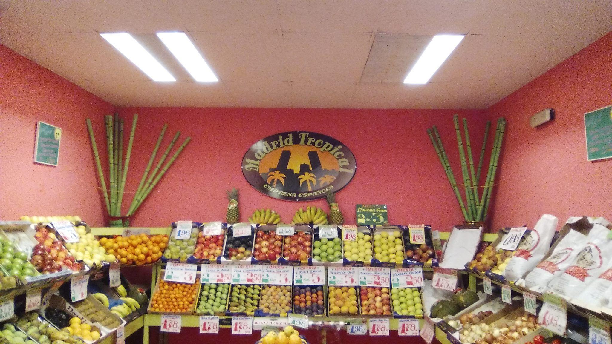 Proveedores de frutas y verduras a restaurantes en Moncloa, Argüelles