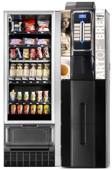 Máquinas de vending en Zaragoza