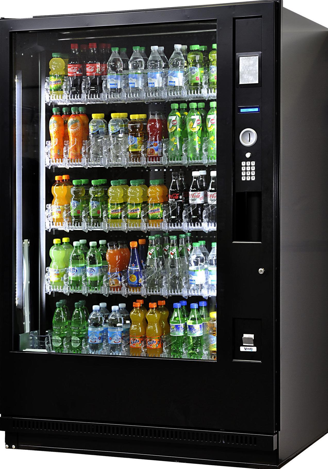 Instalación máquinas de bebidas