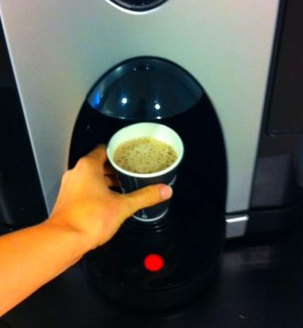 Maquinas de café para eventos
