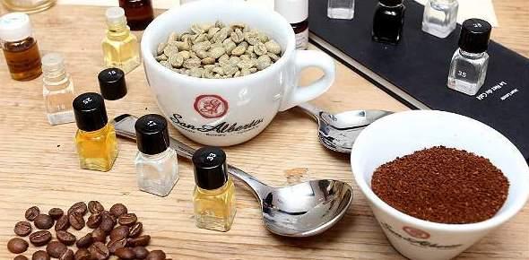CLAVES DEL AROMA DEL CAFÉ