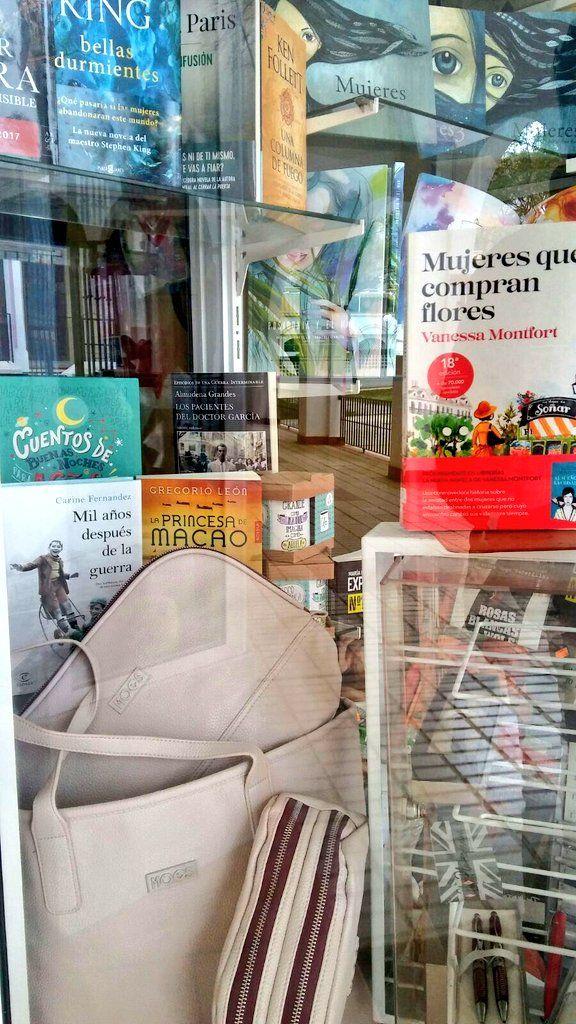 Todas las novedades a disposición del lector en Málaga