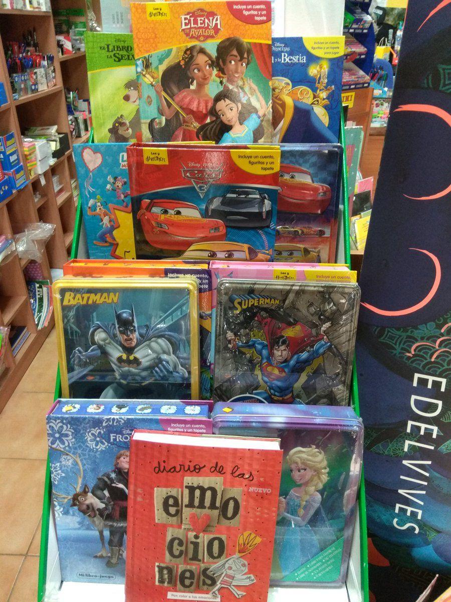 Venta de libros infantiles Málaga