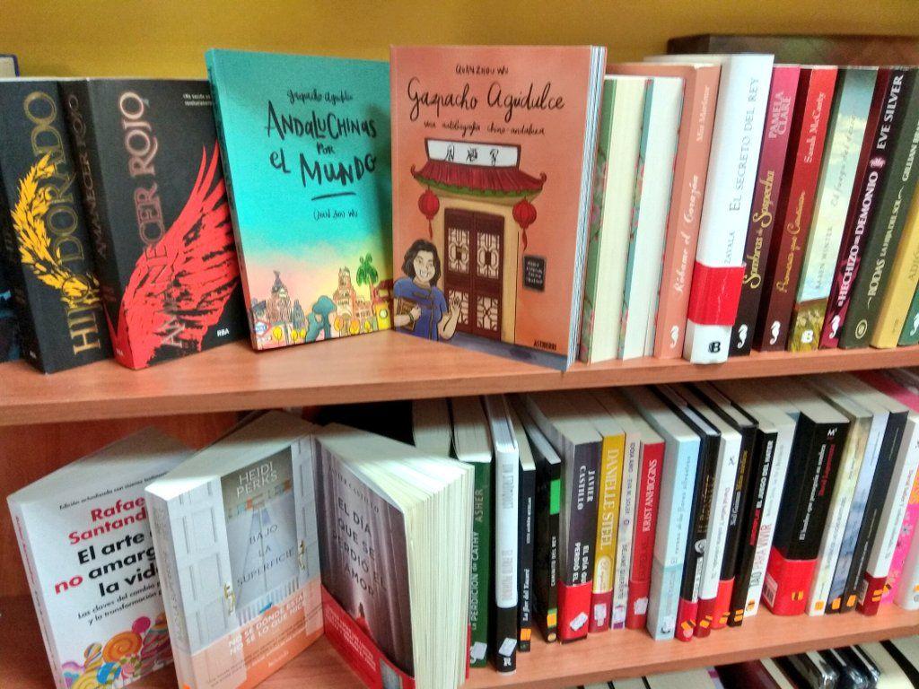 Librería: Servicios de El Búho Lector