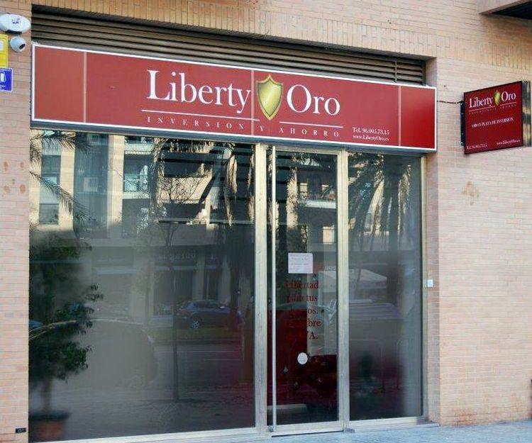 Fachada de Liberty Oro