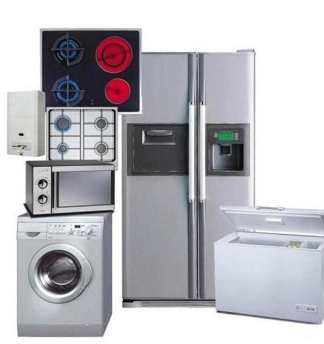 Venta y recambios de electrodomésticos