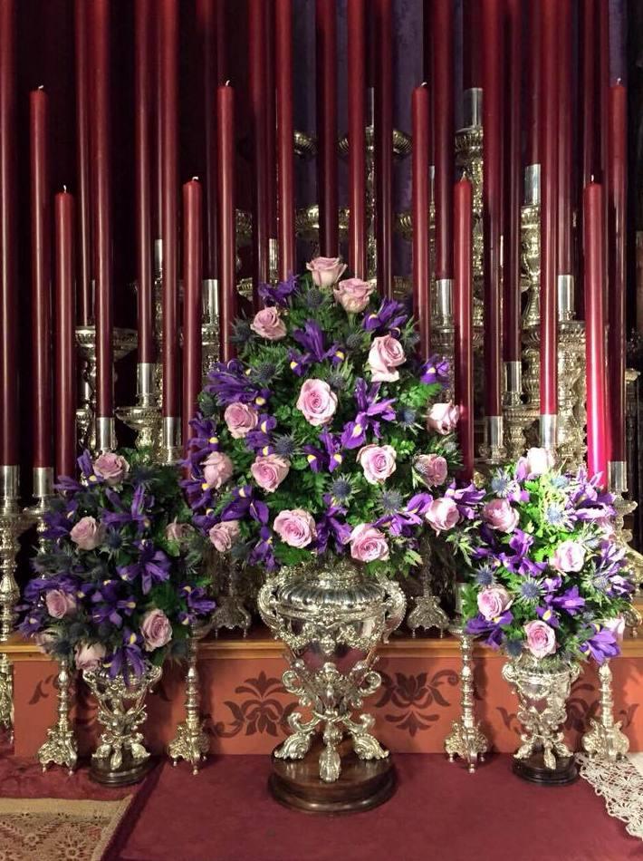 Flores para ceremonias religiosas