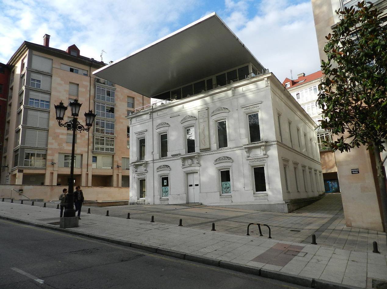 Reforma de la cubierta COAA de Oviedo