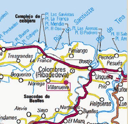 Finca Brañasola. Localización: Servicios de TIDEA